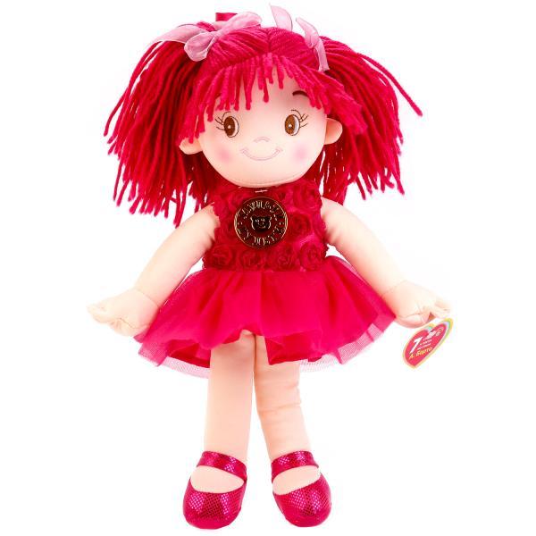 C7186-RU Мульти-Пульти. Мягкая кукла 35см, стихи и песенки на стихи А.Барто в пак. в кор.36шт