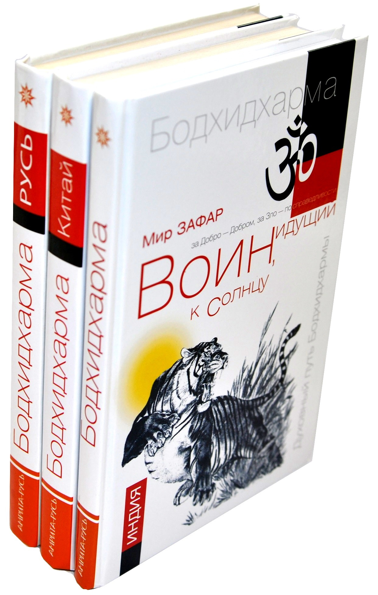 Воин, идущий к солнцу (комплект из 3 книг)