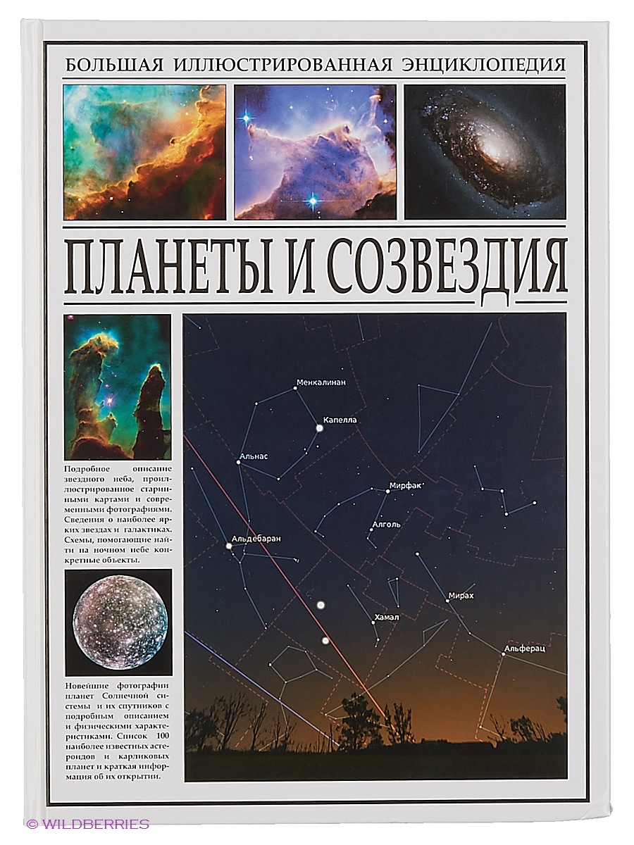Планеты и созвездия БИЭ