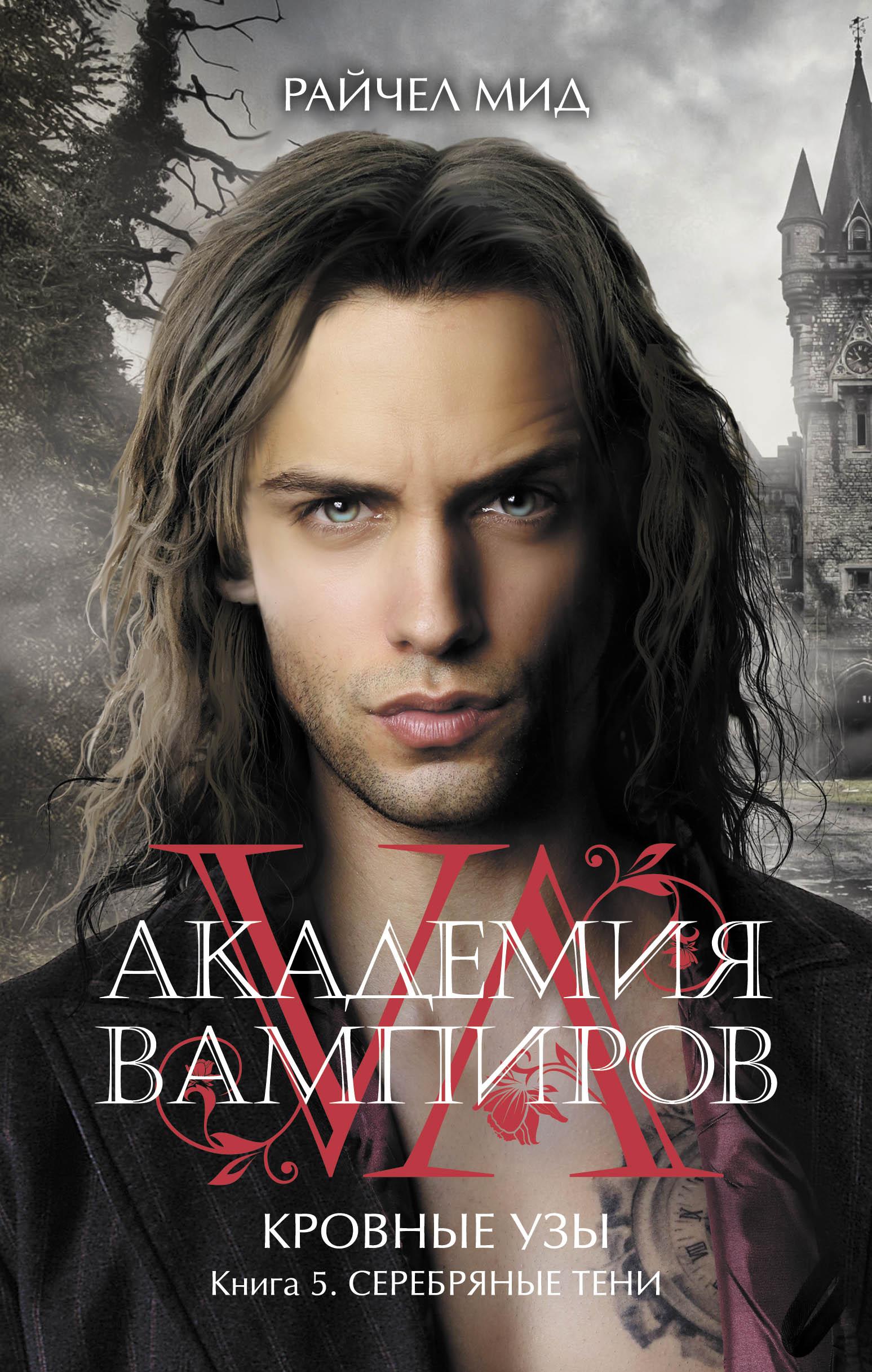 Академия вампиров. Кровные узы. Книга 5. Серебряные тени